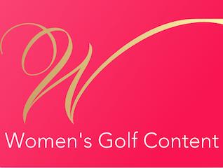 Womens Golf Content