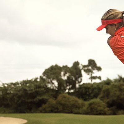 Women's Golf Content