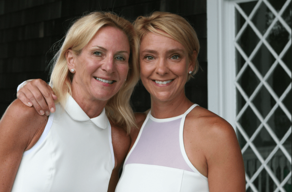 Meagan Ouderkirk and Antonia DiPaolo | Founders of Hedge Apparel