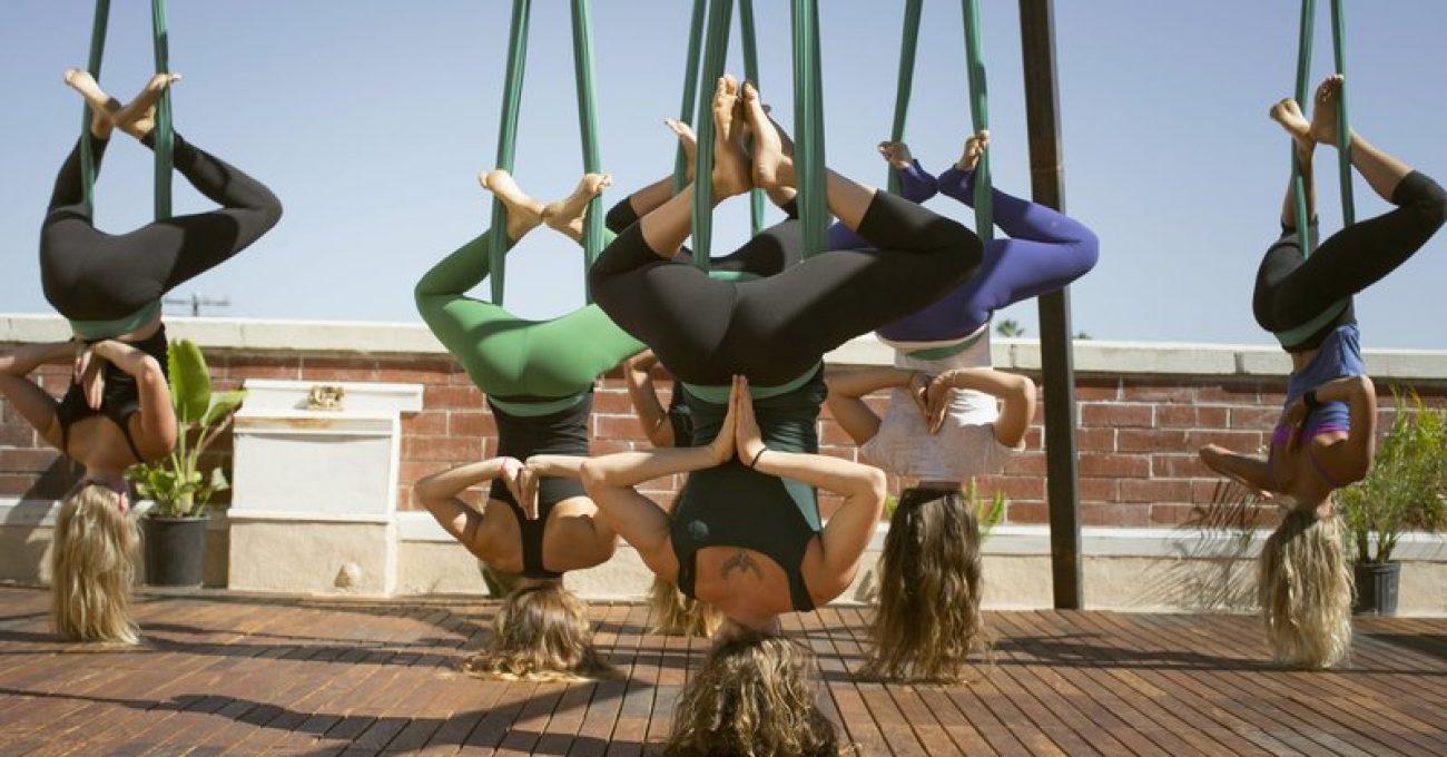 Anti-Gravity Yoga