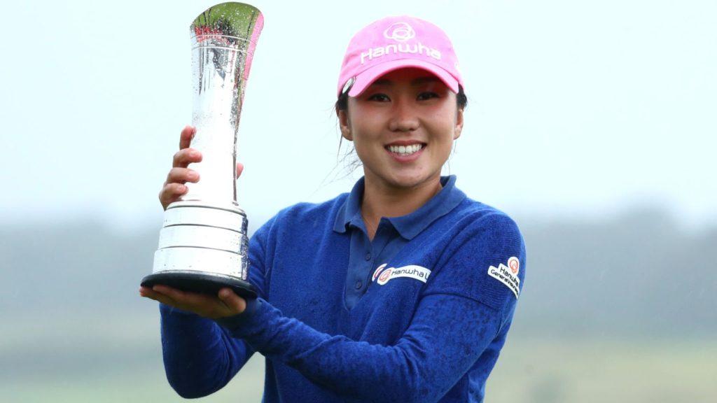 Rioch Women's British Open | I.K. Kim Conquers Kingsbarn