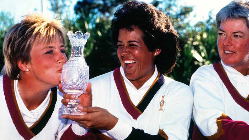 The History Behind The Solheim Cup
