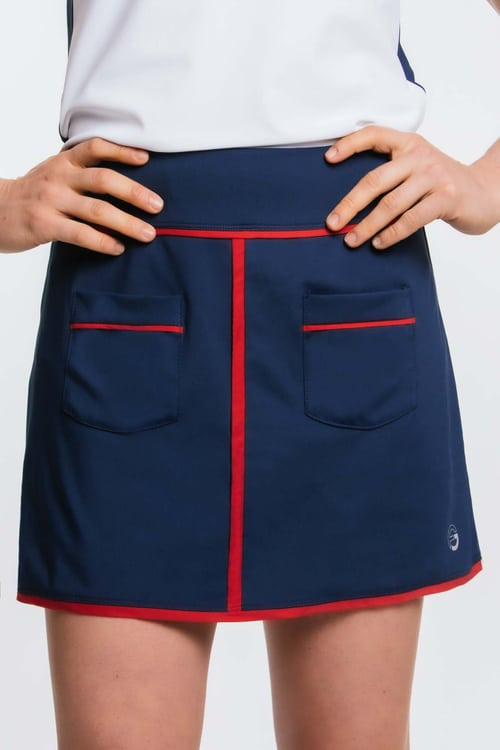 foray golf america 2.0 skirt