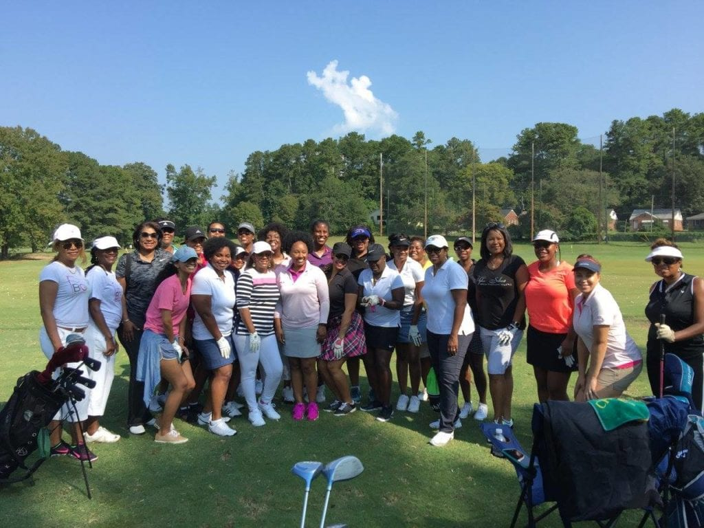 Black Girls Golf