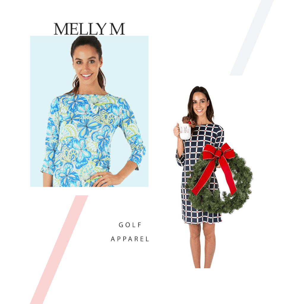 Be Merry With Melly M | Women's Golf Apparel
