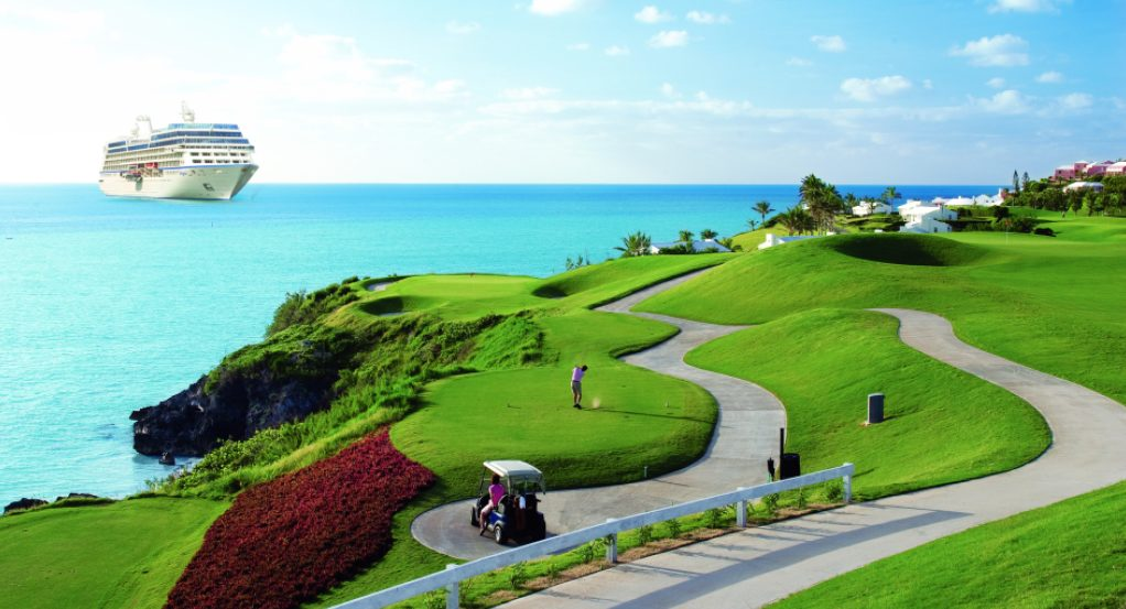 Take a Golf Cruise Vacation For an Experience of a Lifetime