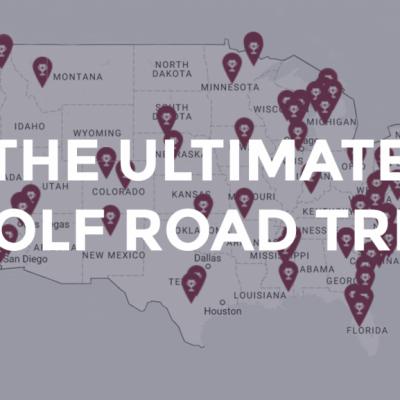 Golf Road Trip