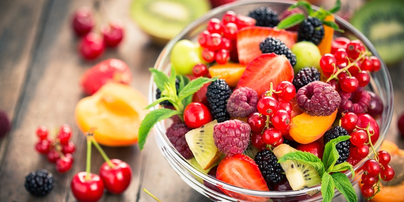 5 Healthy Snacks to Bring to the Golf Course