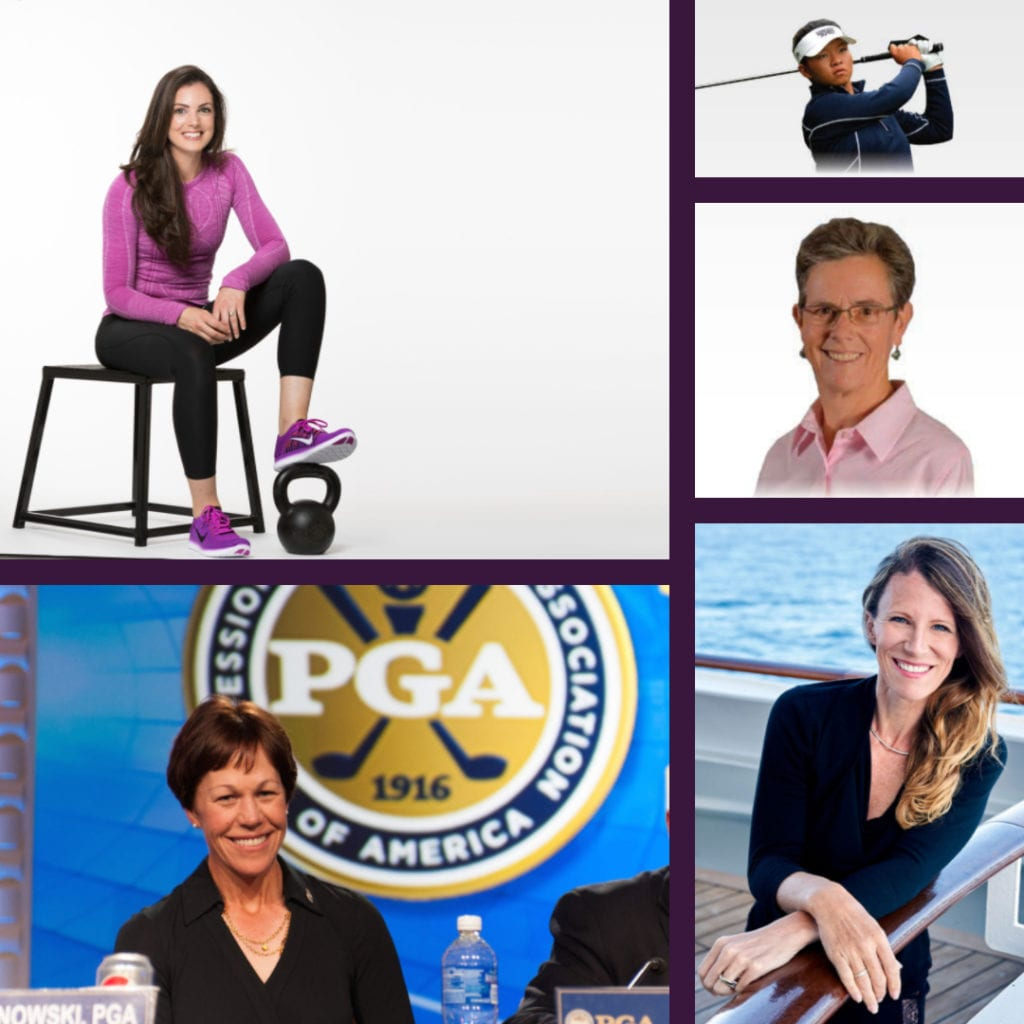 5 Women at the Top of Their Golf Game | Empowering Women