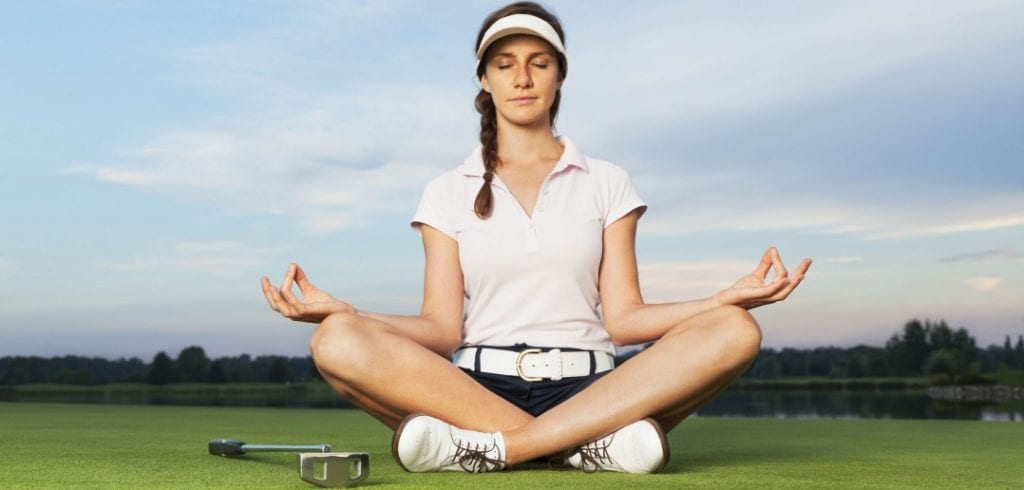 Get in the Right Mindset While Golfing
