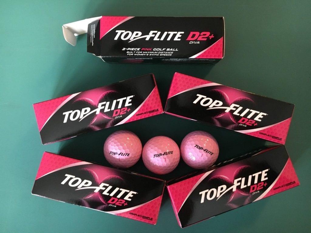 Topflite Women's Golf Balls