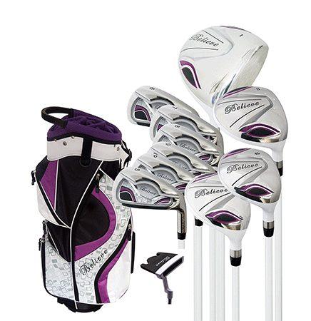 Believe Ladies Golf Clubs