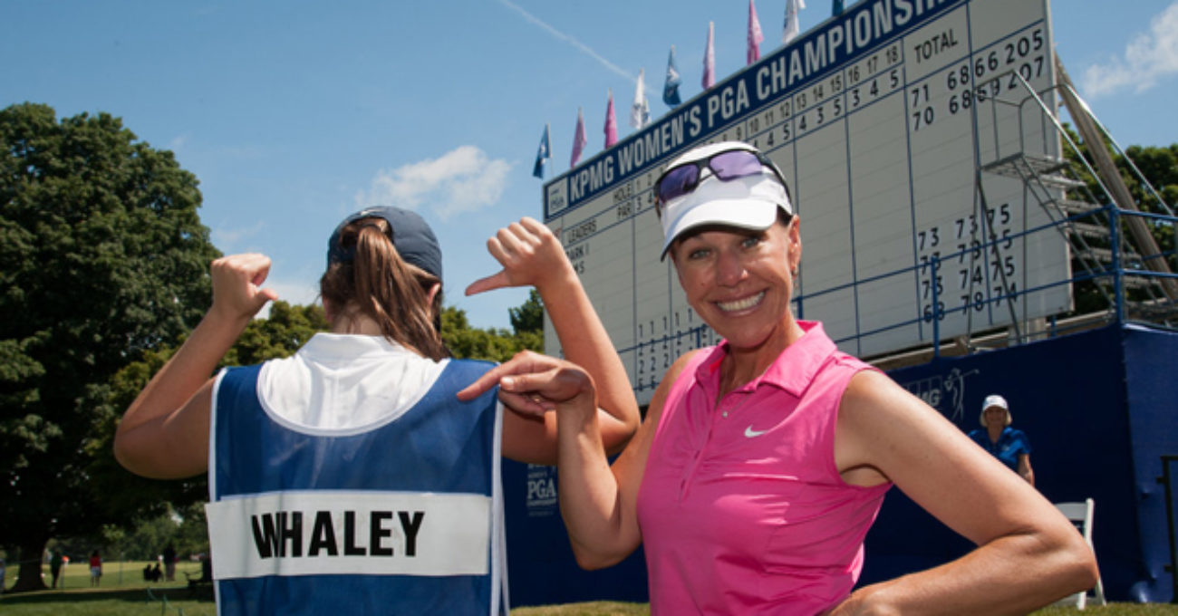 Suzy Whaley