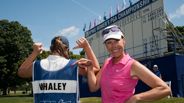 Suzy Whaley Captains U.S. Team in Women's PGA Cup