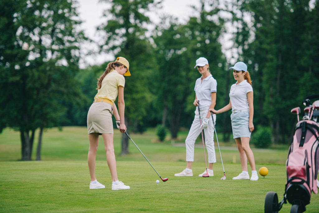 Women's Golf Day 2020: Revised Date and Virtual Celebration