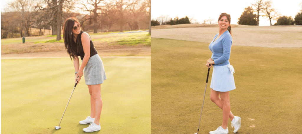 Golf Fashion Apparel Spotlight: Course & Club Golf Skorts